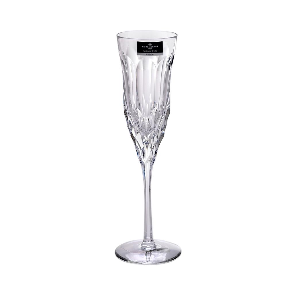 Taça de cristal Champagne Noble