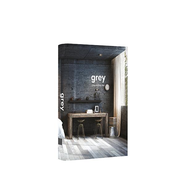 Caixa Livro Grey