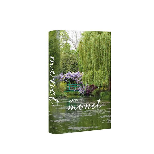 Caixa Livro Jardins de Monet