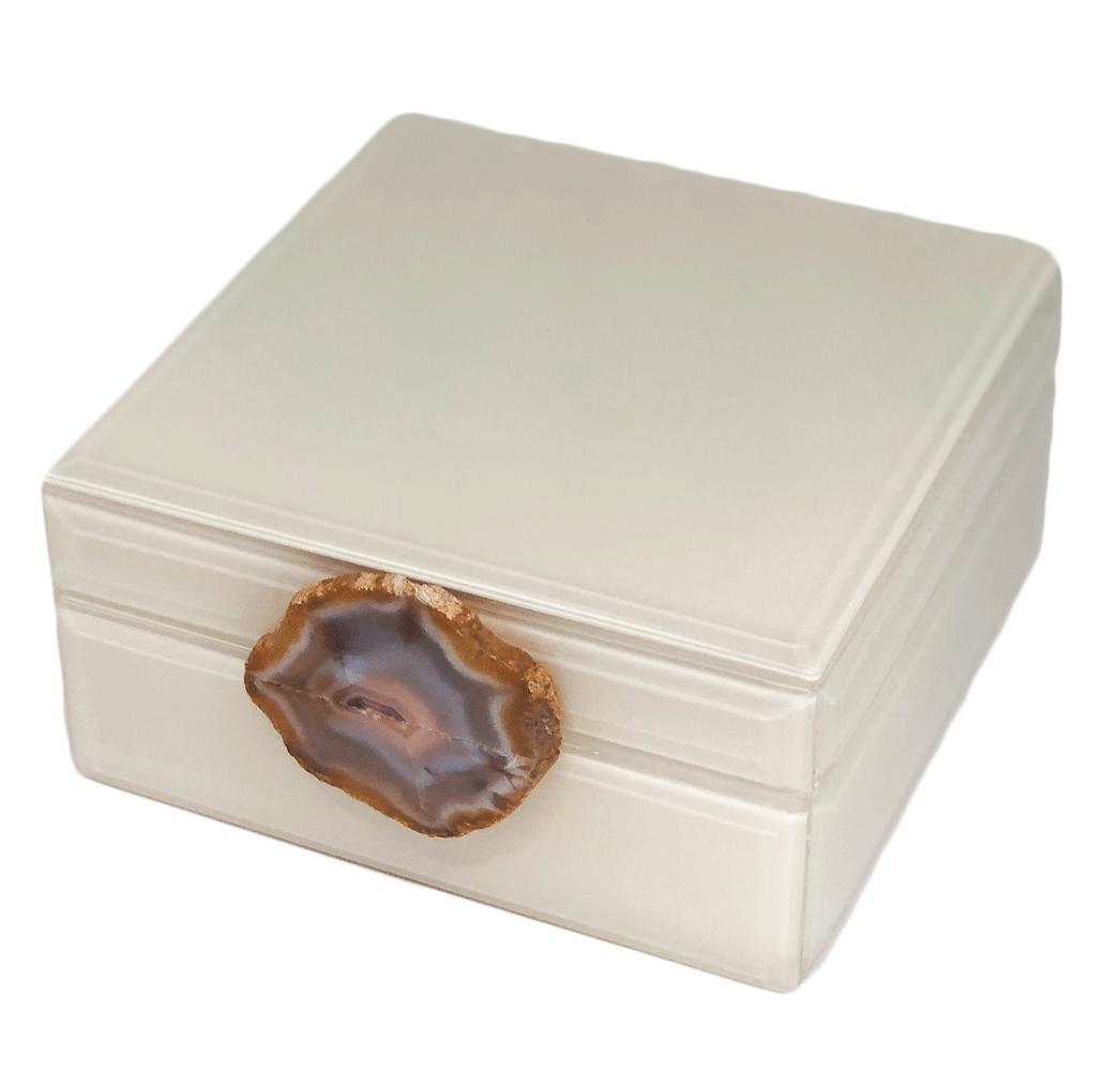 Caixa Decorativa Off White