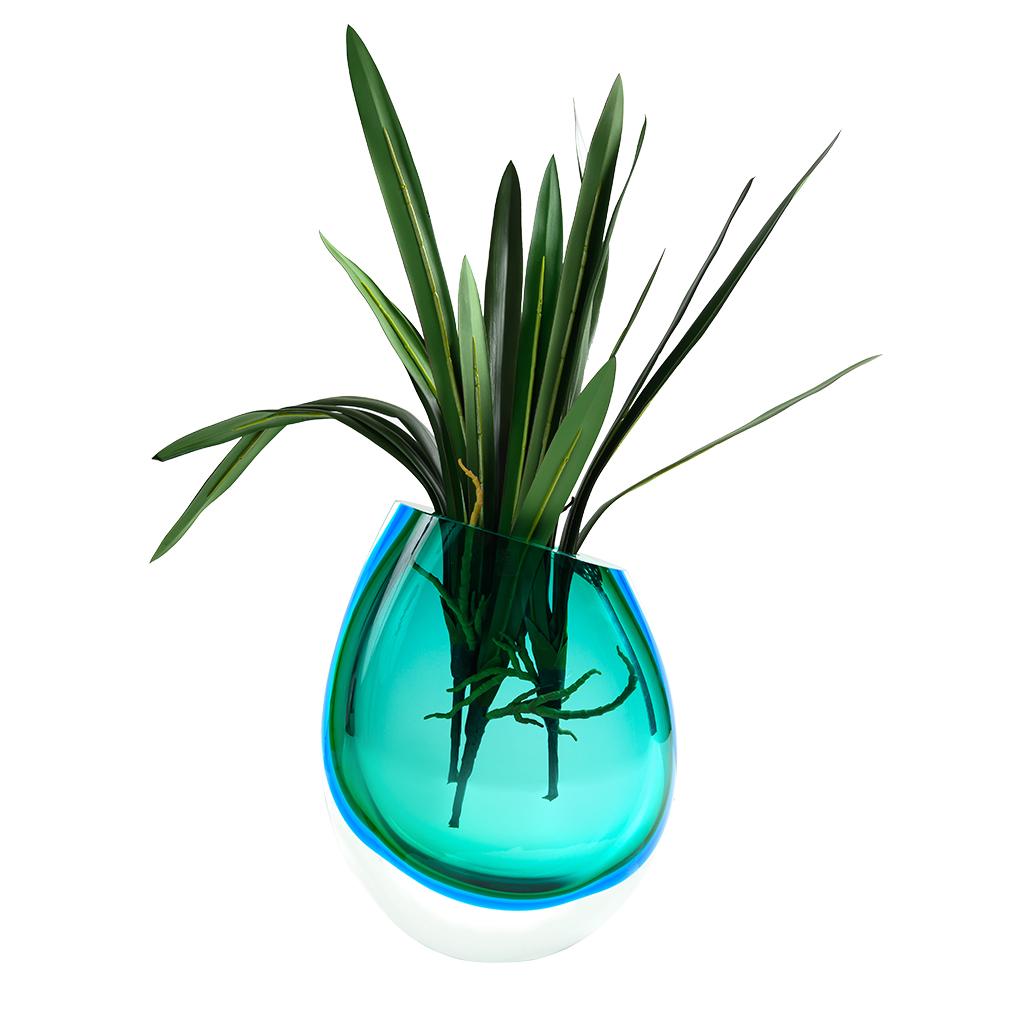Vaso de cristal Modelo recortado