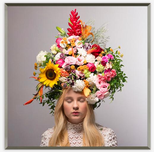 Quadro Floral Dreams I