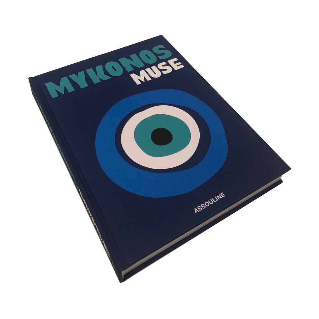 Livro Mykonos Muse