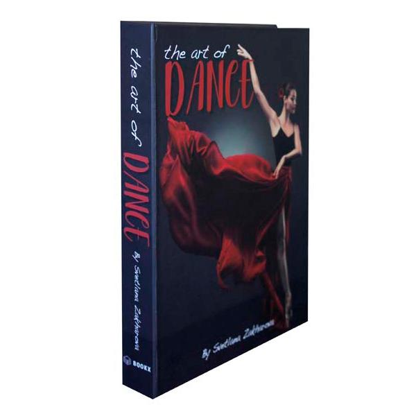 Caixa Livro Dance