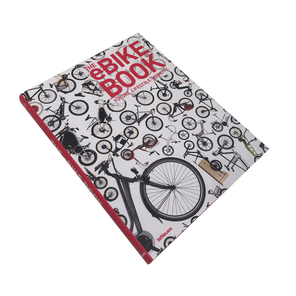 The eBike book: Future. Lifestyle. Mobility.