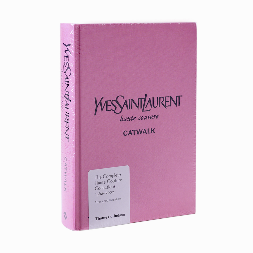 Livro Yves Saint Laurent: Catwalk The complete Haute Couture Collections