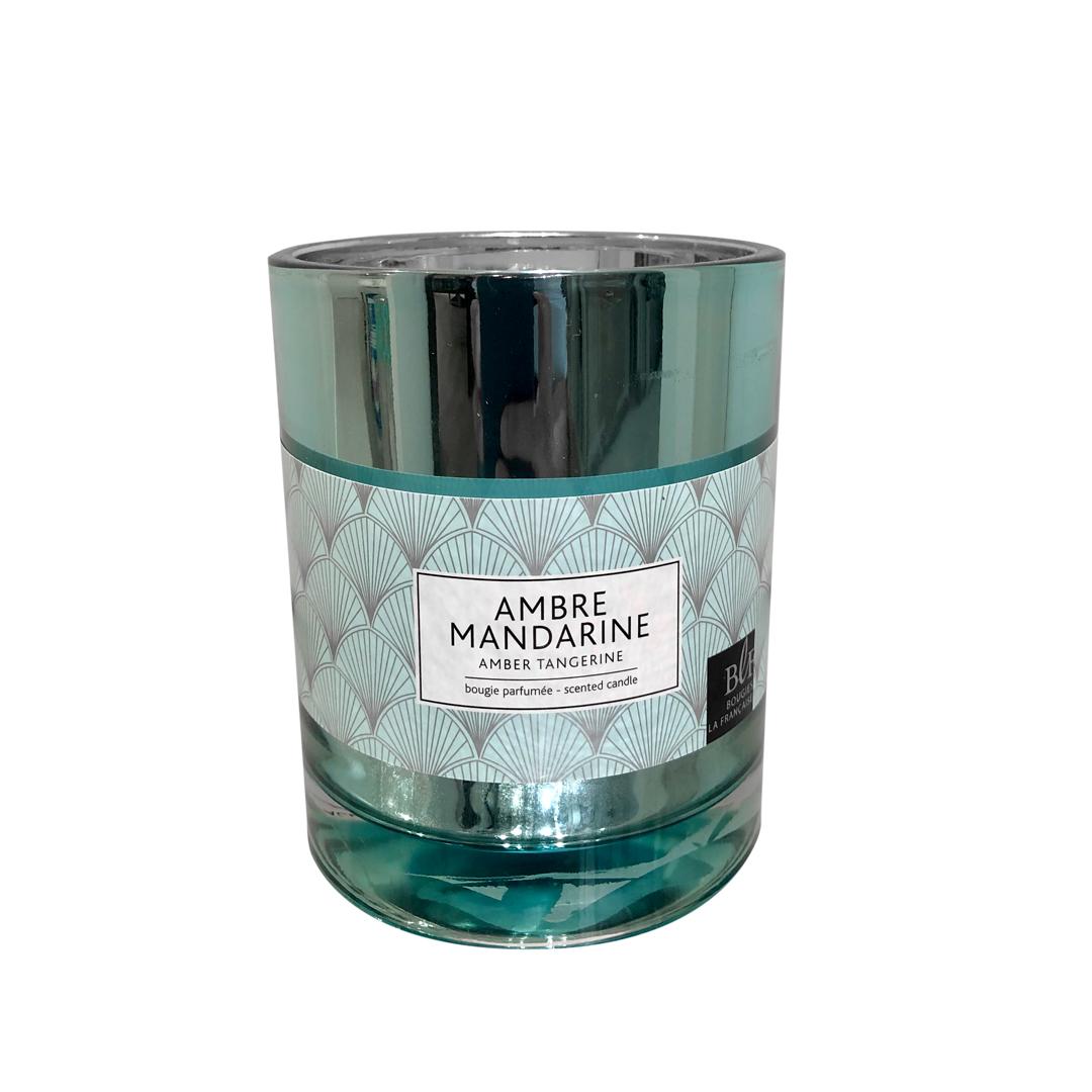 Vela aromatizada - Ambre Mandarine