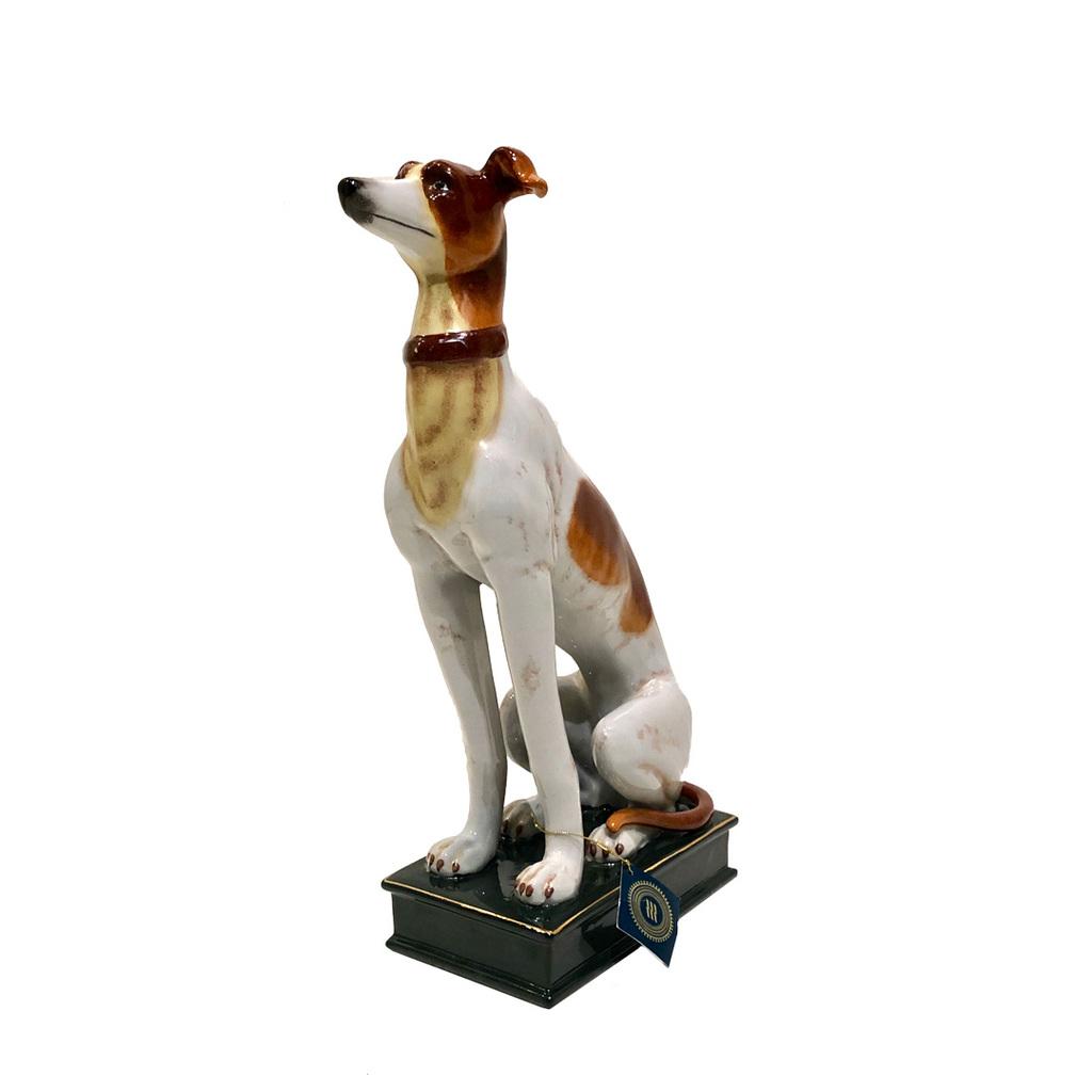 Escultura Cachorro decorativo