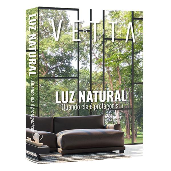 Caixa Livro Vetta Luz Natural