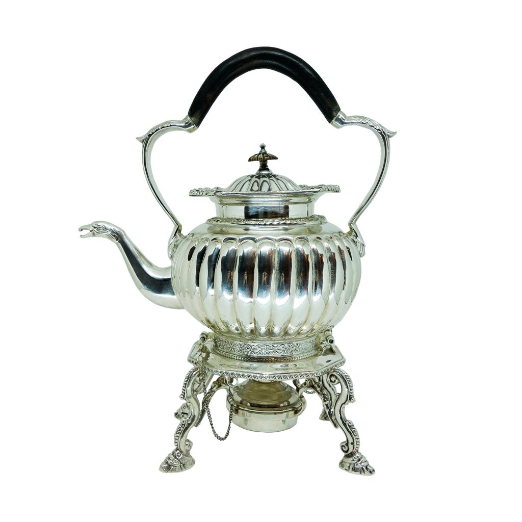Aparelho Samovar em prata