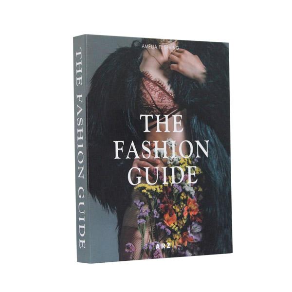 Caixa Livro The Fashion Guide