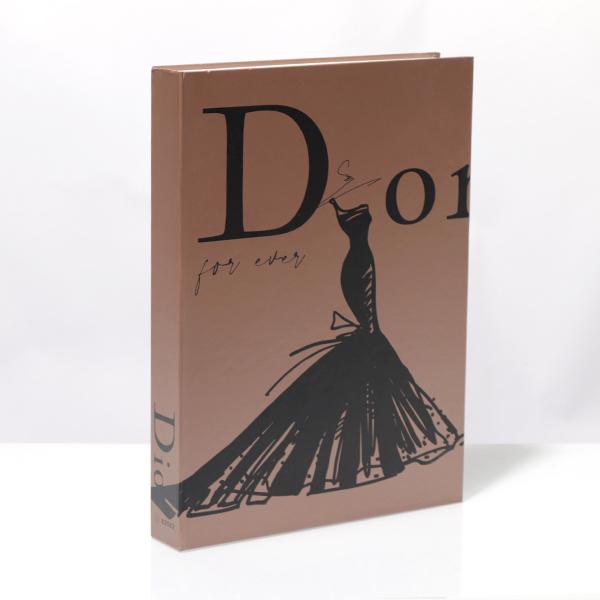 Caixa Livro Metaliz For Ever