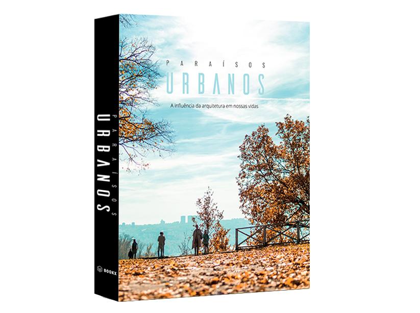 Caixa Livro Paraísos Urbanos
